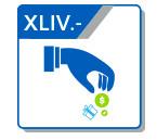 XLIV Donaciones