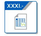 XXXI Información Financiera